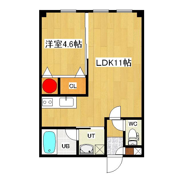 ヴァンドーム青葉 106号室
