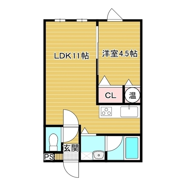 ヴァンドーム青葉 417号室