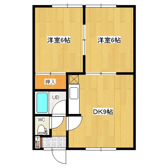 第3光洋ハイツ 202号室