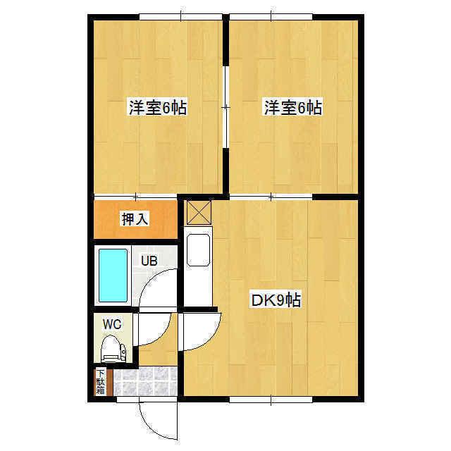 第3光洋ハイツ 102号室