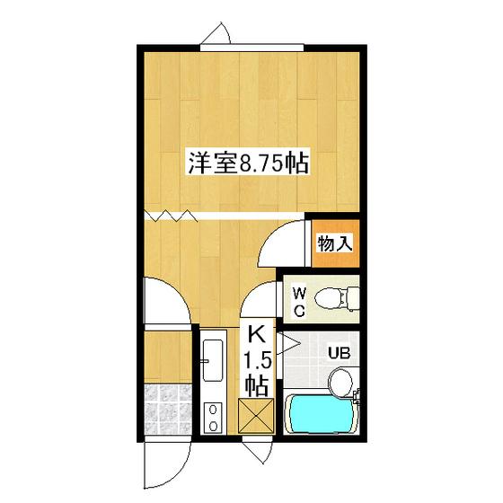 コーポ文京1 201号室