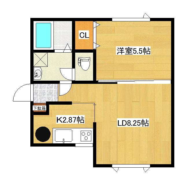 LEAP−1 2-D号室
