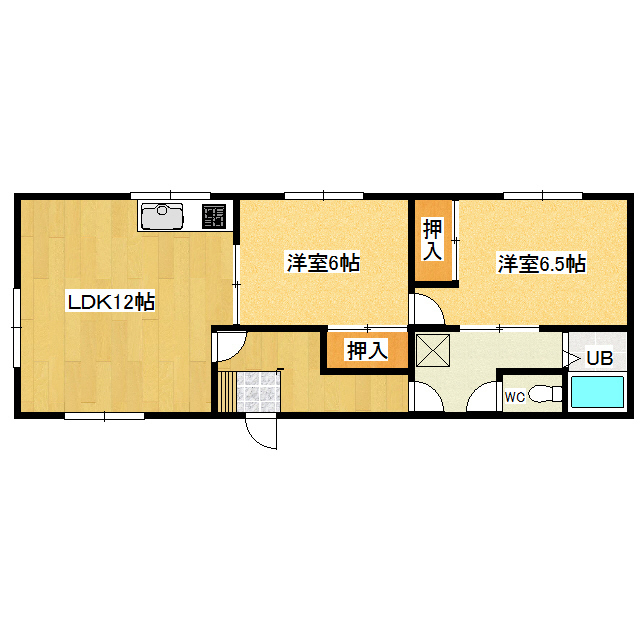 レストハウスコスモス 2-07号室