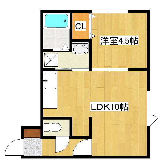 メゾンド華 105号室