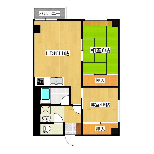 ライズビル 307号室