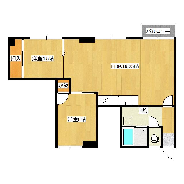 ライズビル 401号室