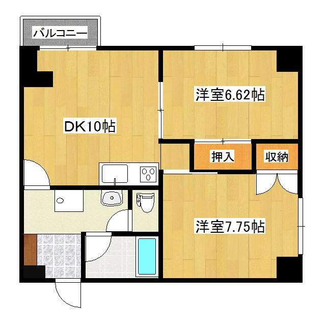 ライズビル 402号室