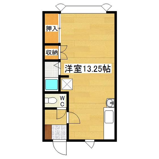 エスポワール青山 205号室
