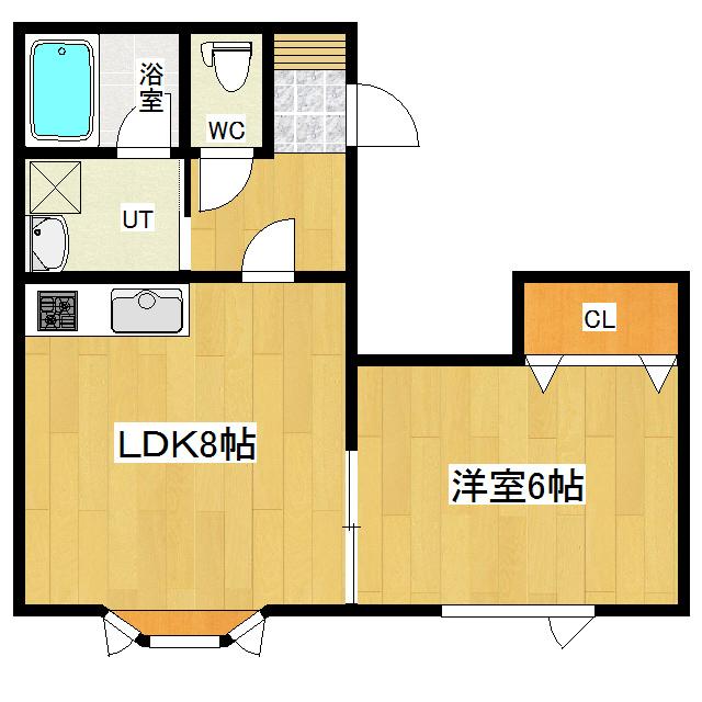 高原館 1-2号室