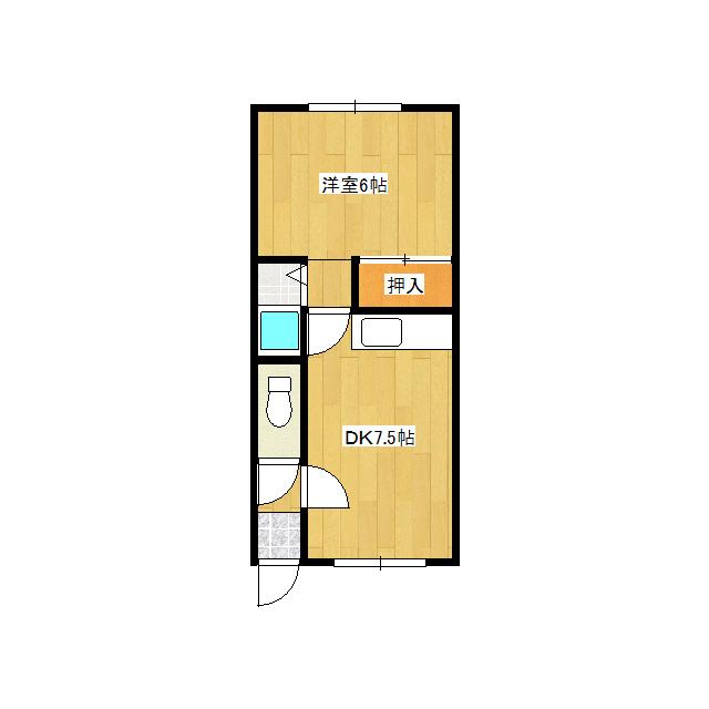 栄町ハイツ 03号室