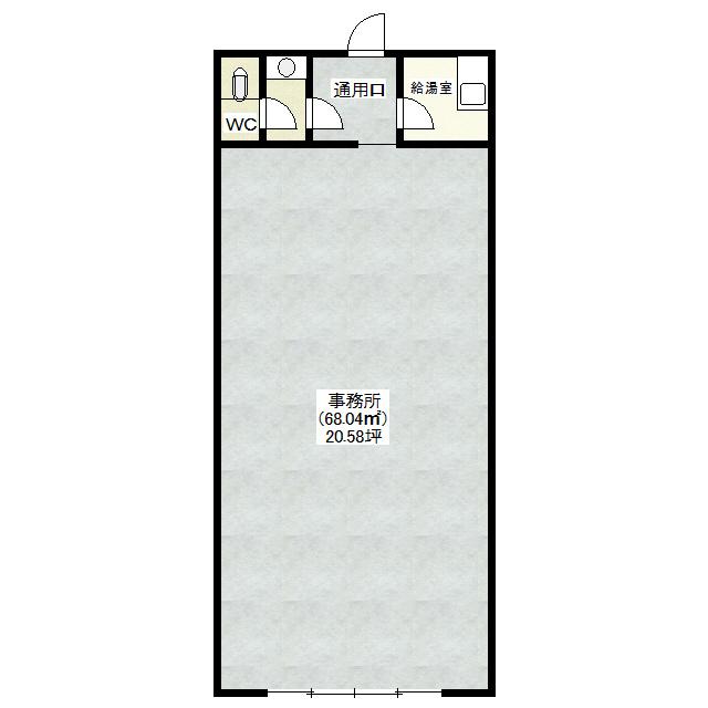 プリオール 107号室
