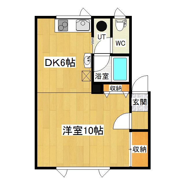 INAMI515 201号室