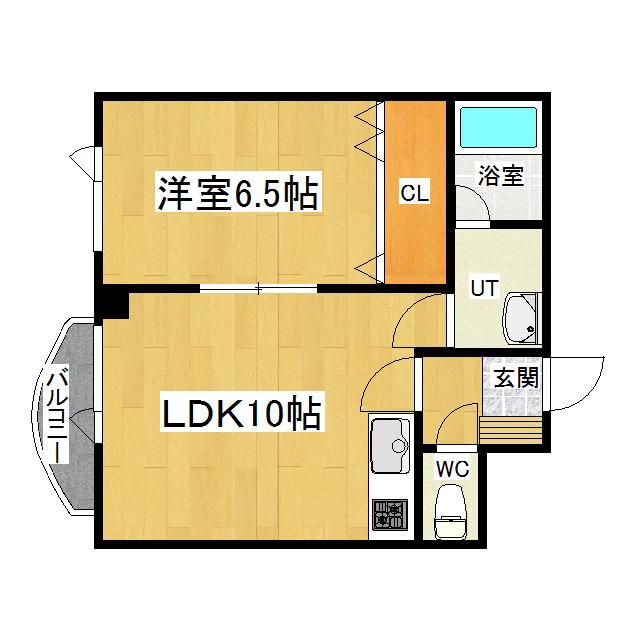 A-1BLD 101号室