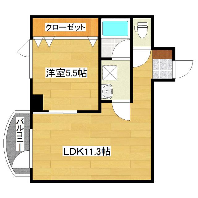A-1BLD 201号室