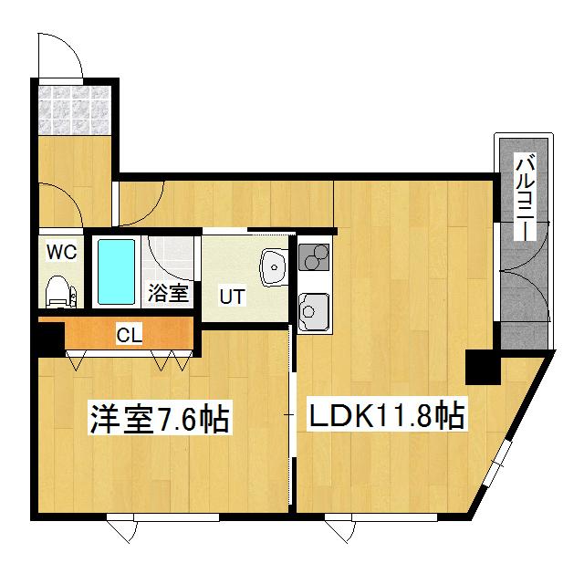 A-1BLD 207号室