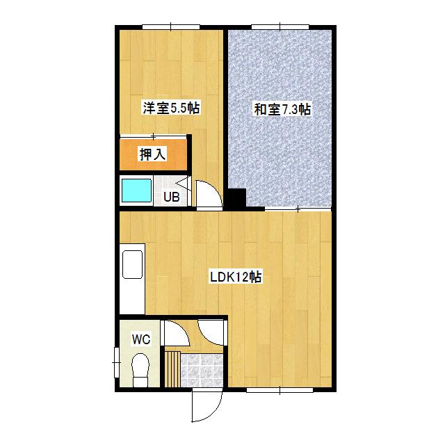 十亀マンション 202号室