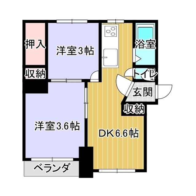 ロイヤルハイム 303号室