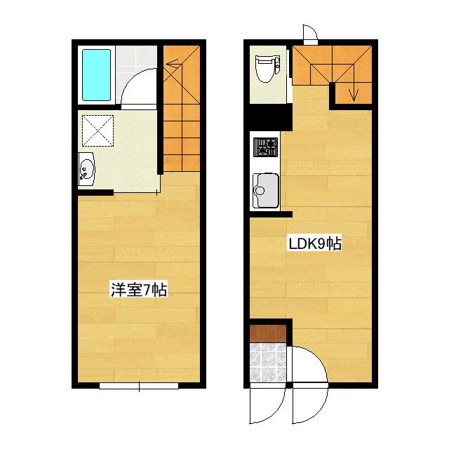 米wishI 2号室