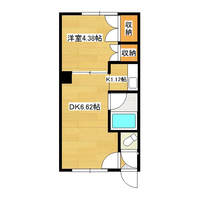 本町コーポ 15号室