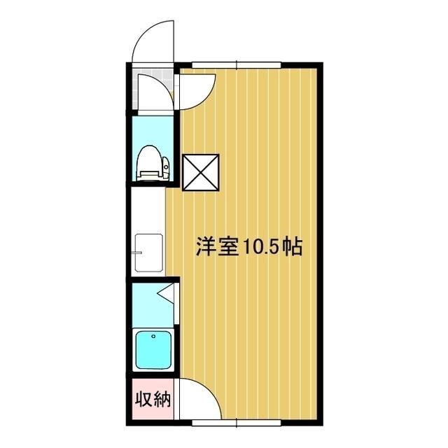 ステップカーサI 202号室