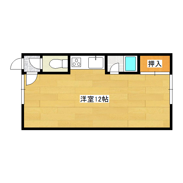 ステップカーサII 103号室