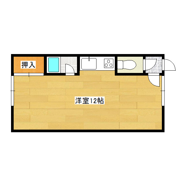 ステップカーサII 105号室