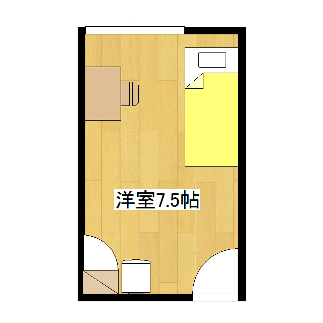 コヤミバメス 414号室