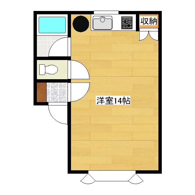 グラン・パレ 102号室