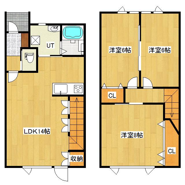 Ficus東三輪 3号室