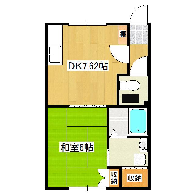コーポ佐藤 5号室