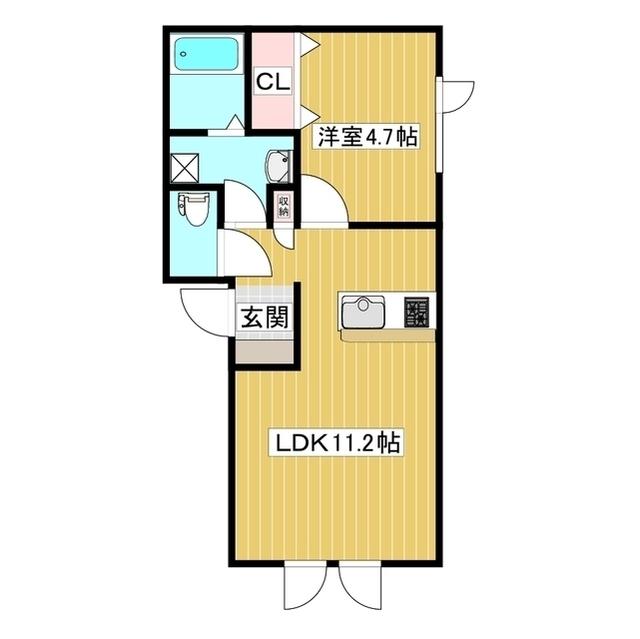 REGORITH I 2-B号室