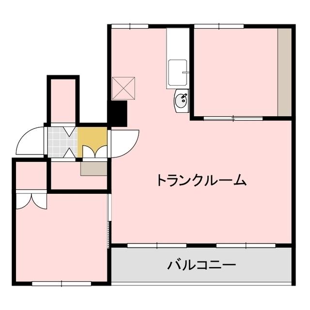 クラージュ春光I 1-A号室
