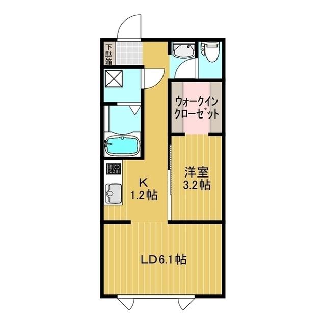 GRAN 1-F号室