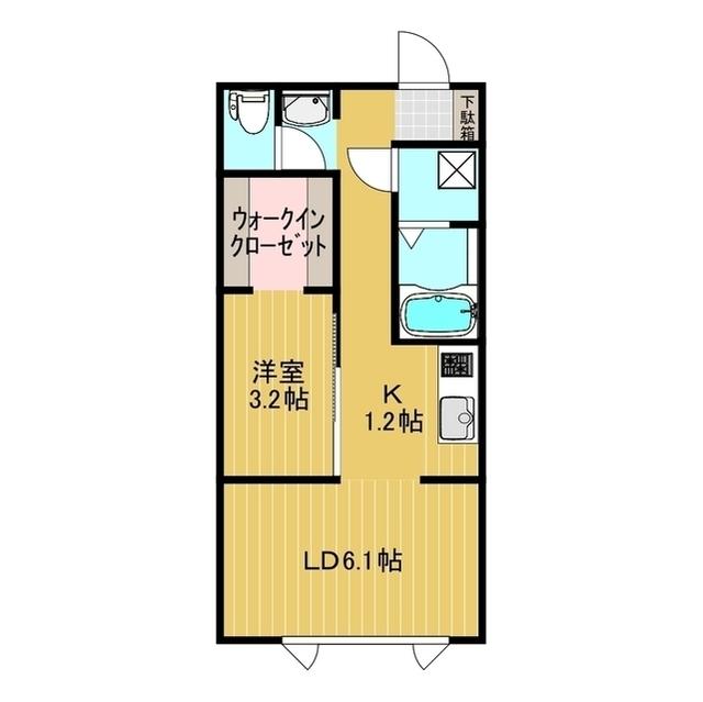 GRAN 2-D号室
