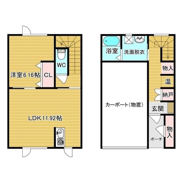 レジェンドII 01号室
