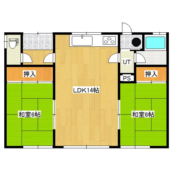 並木町貸戸建住宅 1号室